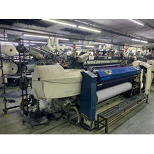 Picanol Gammax for Weaving Factory