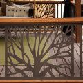 Laser Cut Handrails for Stairs Outdoor