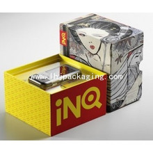 Роскошный электронный бумажный упаковочный ящик