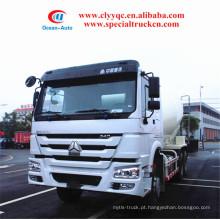 SINOTRUK HOWO 14 CBM camiões betoneira para venda