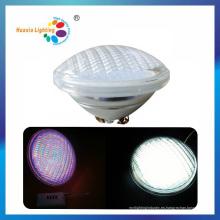 Grueso vidrio 24W caliente Wihte IP68 PAR56 luz de la piscina