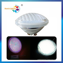 Lampe de piscine IP68 PAR56 en verre épais Wihte de 24 W