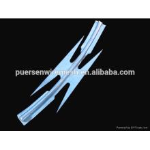 CBT-65 galvanisé rasoir à fil / rasoir