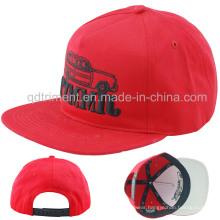 Promotion Custom Flat Bill Snapback Embroidery Leisure Baseball Cap (TMFL6499-1)