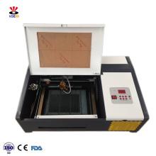 mini co2 laser engraving machine 3020 silicon wristband engraver