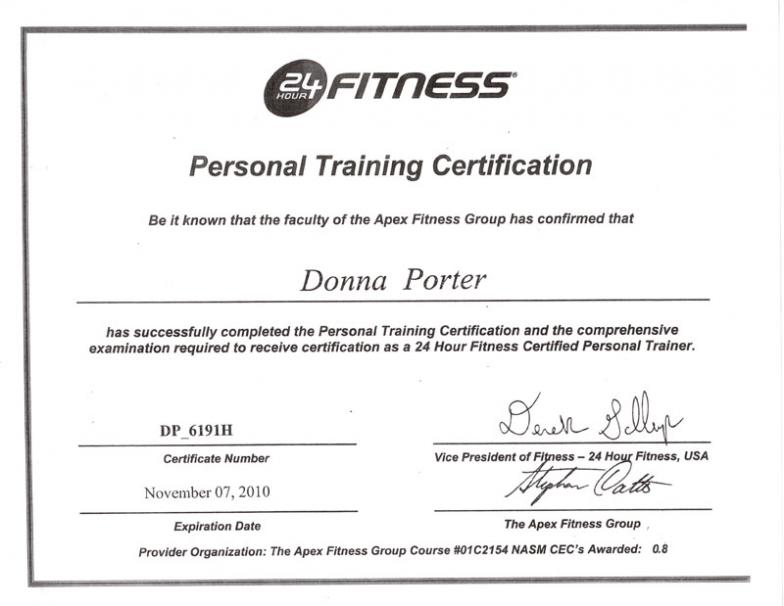 fitness-license