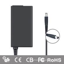 para DELL Adaptador de cargador para computadora portátil AC 19.5V 3.34A 65W 7.4X5.0 mm
