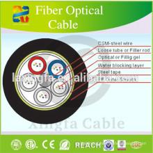 Cabo de fibra óptica - Gyty53 Cabo de GYXTW com preço baixo
