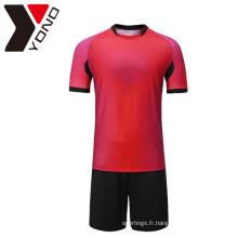 Jersey de maillots de football de logo personnalisé Jersey Soccer Jersey Maker