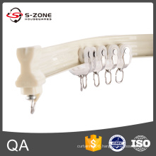 SL33 Antirust flexible shower curtain rails
