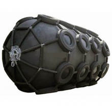 Marine pneumatic/inflatable rubber fender for ship and dock protection