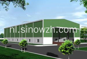 Prefab Structure Warehouse