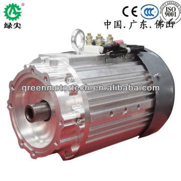 5кВт тягового двигателя для низкой скорости электрического автомобиля и гольф-кары