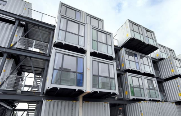 Permanent Container House