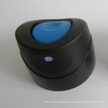 Tampa de pulverizador de duas cores de 53mm para desodorante