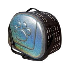 Cross-border factory direct supply EVA pet bag, foldable bag, one-shoulder pet backpack