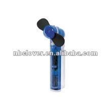 Ventilador plástico de la botella del aerosol del juguete para la promoción