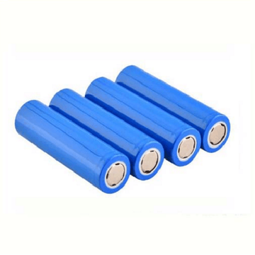 Batterie rechargeable au lithium-ion 3.7V 18650 2000mAh