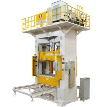Presse hydraulique à profusion profonde