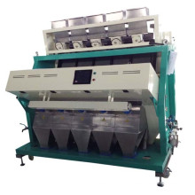 Coffee beans color sorting machine/Lentil Optical Sorter/CCD Speckled Bean Color Sorter