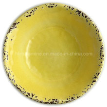 7inch Melamine Salad Bowl with Crack Effect (BW7001)