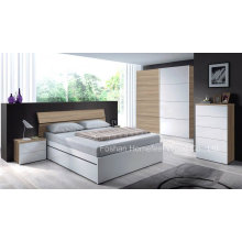 Luxury 5 Piece Bedroom Furniture Set (HF-EY017)