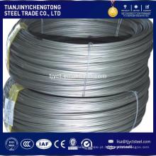 Haste de fio de aço inoxidável SUS304 201 316