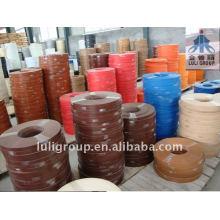 Bandas de borde de PVC de alta Quanlity