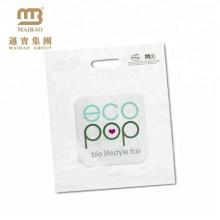 Eco Friendly Reusable Heavy Duty Custom Biodegradable Plastic Grocery Bags Wholesale