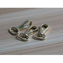 Hot selling metal Mini snap hook swivel hook & eye tap for handbag