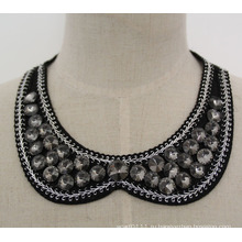 Высокое качество круглый Кристалл колье воротник ожерелье (JE0032-2)