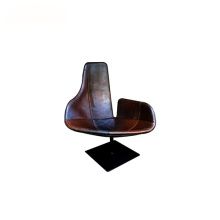 Chaise-salon Moroso Swivel Fjord Relax Chair