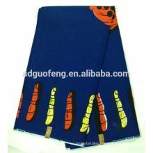 Wholesale 100% cotton veritable african wax fabric
