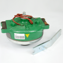 Sistema de frenado para la máquina sin engranaje KONE Elevator MX20