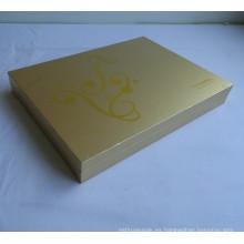 Caja de empaquetado modificada para requisitos particulares personalizada del vestido de boda