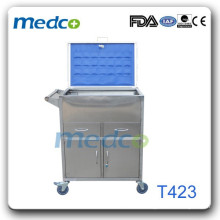 Best price! multi-function hospital trolley T423