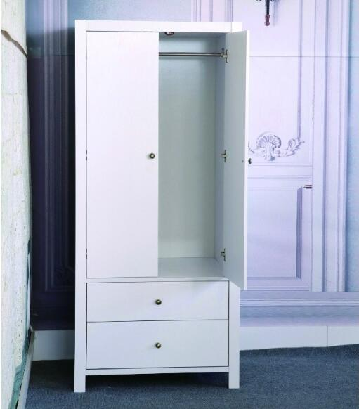 contemporary wardrobe