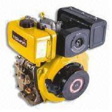 CE Luftgekühlter Dieselmotor WD186 4 Hub luftgekühlt