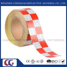 Alta visibilidade conspicuidade segurança aviso cuidado fita reflexiva (C3500-G)