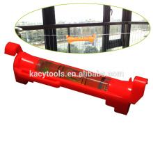 Pen type plastic bubble level gauge