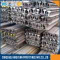 Rail ferroviaire en acier 30kg 55Q Q235