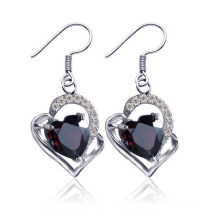 Ms. Classic Fashion Earrings Silver Wedding Party