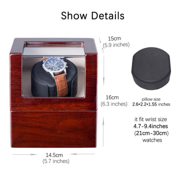 chiyoda automatische quad watch winder