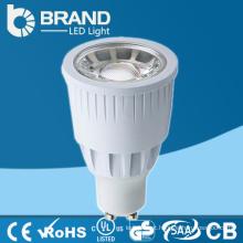 Wholesales COB Cool / Warm Branco LED Blub Luz Gu10 Lâmpada Spotlight Gu10 COB LED
