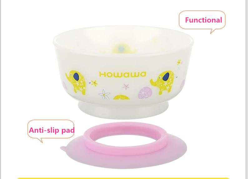 Baby Rraining Bowl