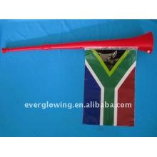 mini chifre de vuvuzela de plástico