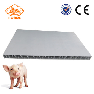 High Strength Pig Crates PVC Panel För Farm