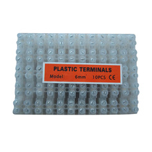 Plastic Terminal Blocks Copper Terminal Blocks PE Material H U V Type