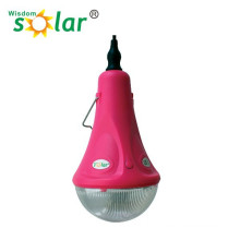 Rechargeable solar LED home lights, 3 LED bulbs, 10 mobile chargers