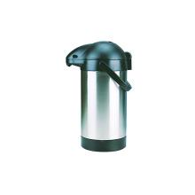 Tubo de vacío de acero inoxidable / jarra de termo con sistema de bomba